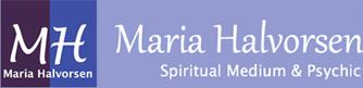 Maria Halvorsen Logo